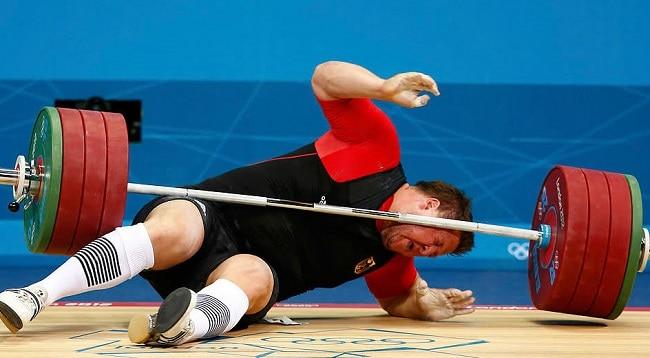 Несчастные случаи в спорте