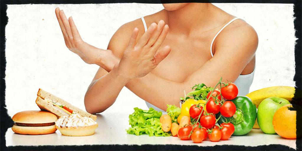 ДИЕТА ПРИ ОЖИРЕНИИ: меню, порядок питания, режим