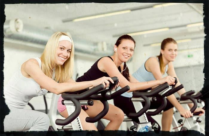 интервальная тренировка на велотренажере для похудения
