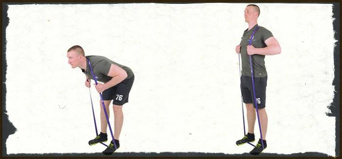 упражнения для спины с петлями