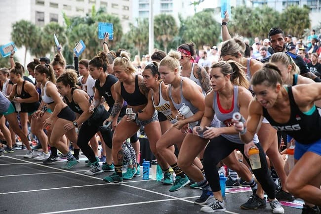 Соревнования в Маями