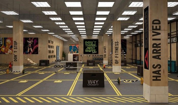 Новый зал в Ростове