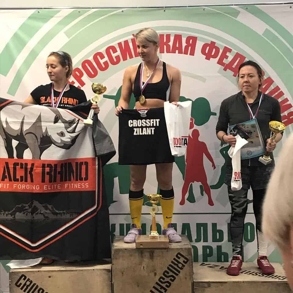 Женщины-победительницы из Татарстана