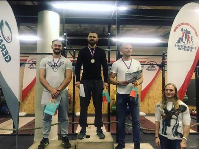Победители Зимнего Кубка по Московскому региону