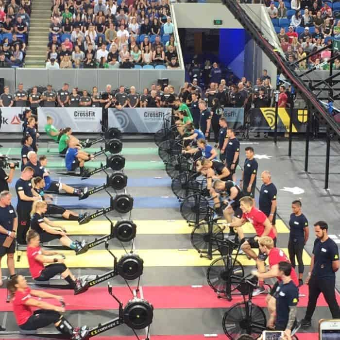 Event 1 Crossfitgames