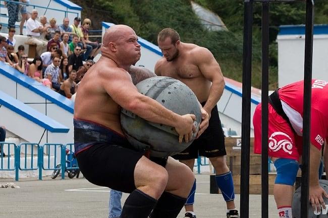 Соревнования по силовому экстриму