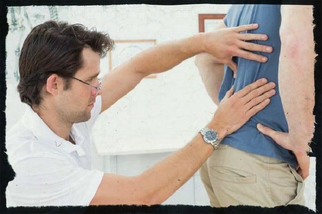 Лечение при растяжении спины