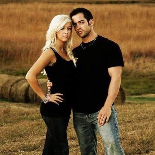 Рич с будущей женой