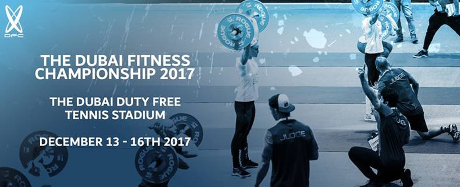 The Dubai Fitness Championship 2017