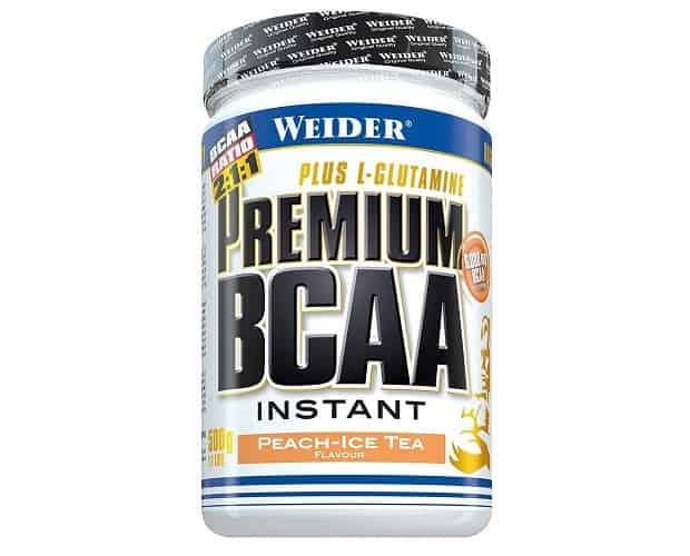 Weider company bcaa