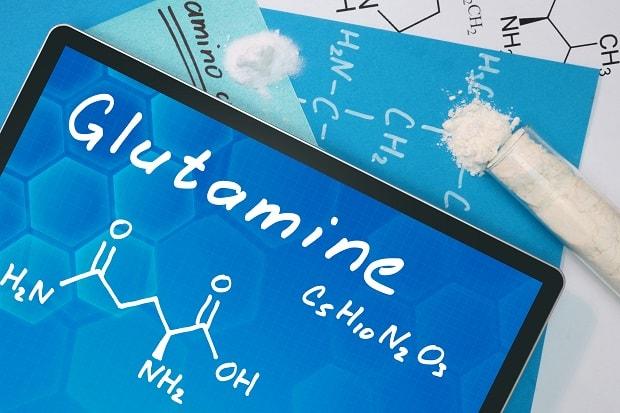 Спортивное питание глютамин