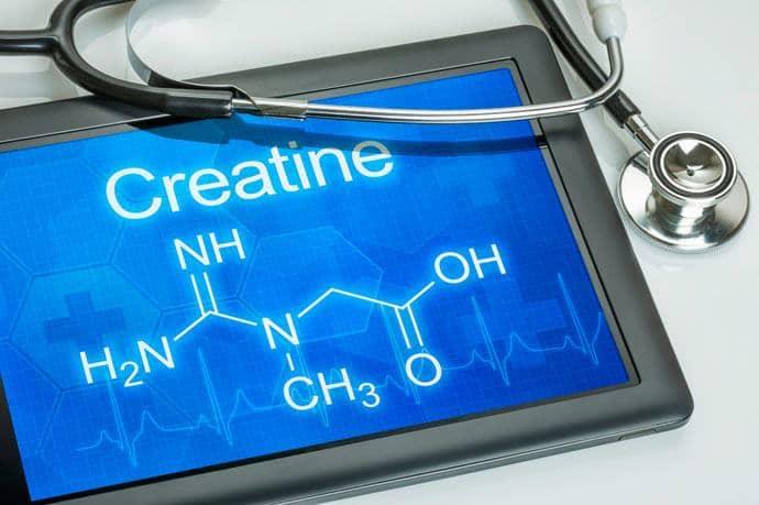 Креатин химическая формула