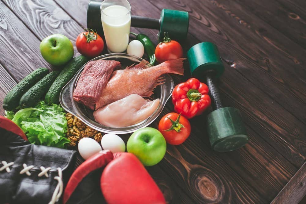 Питание для роста мышц для разных типов строения тела