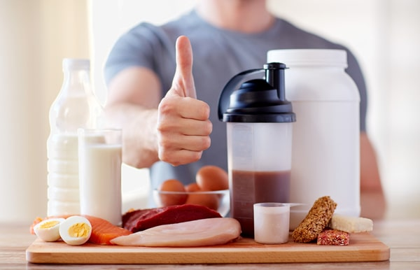 Возможный вред от приема протеина
