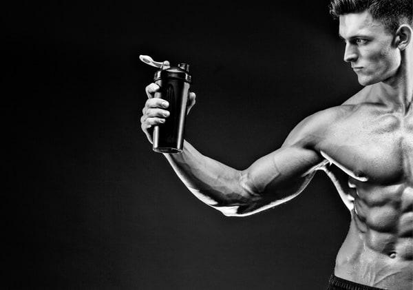 Какое спортивное питание нужно употреблять на сушке