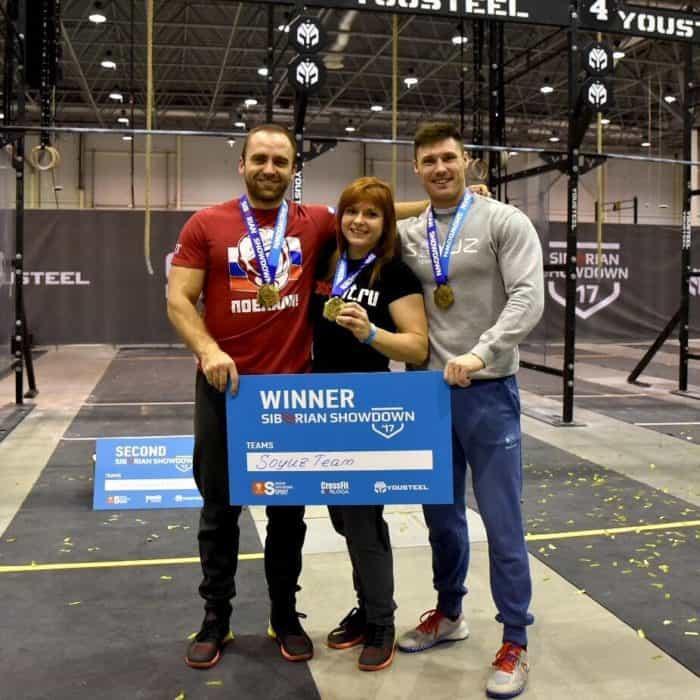 Команда-победитель Союз