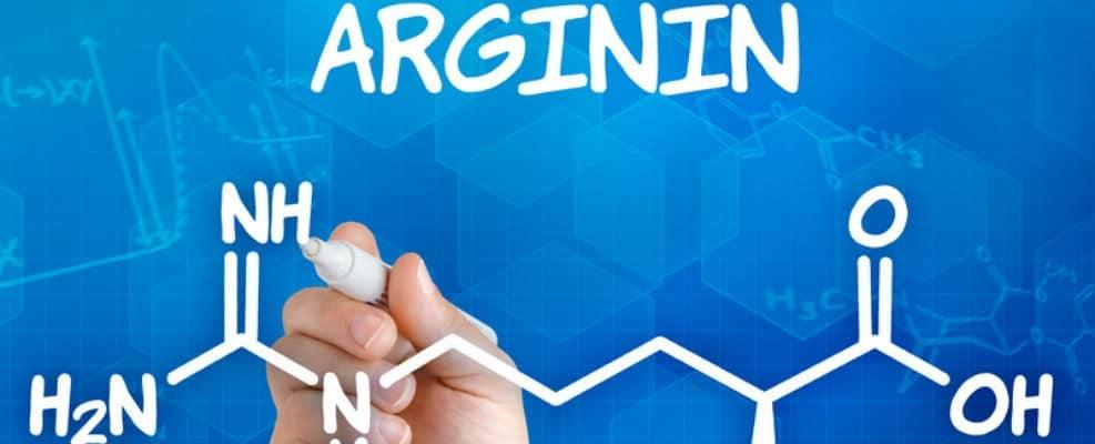 Молекула аргинина