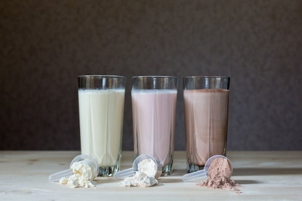 Общая информация про виды протеина