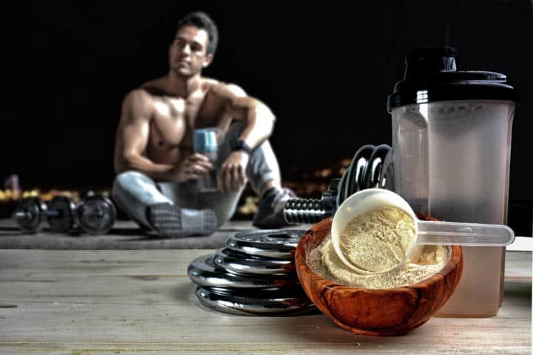 Разнообразное спортивное питание способствует сушке