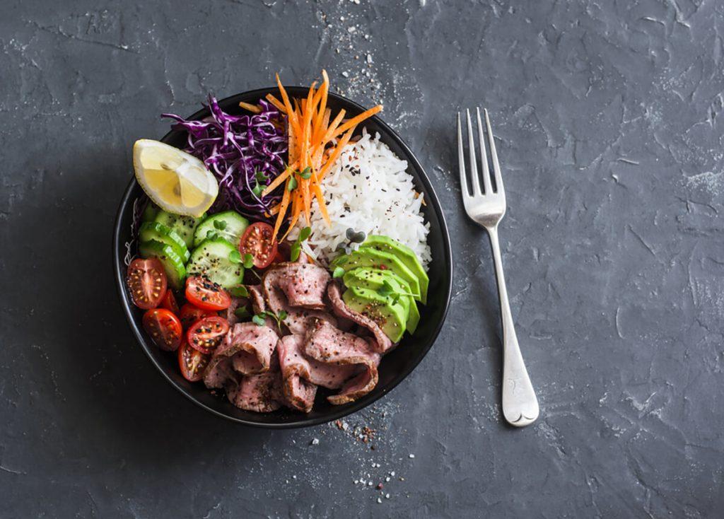 Вкусный и питательный обед при раздельном питании