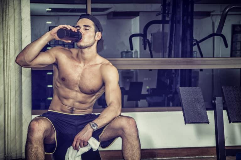 помогает ли гейнер в наборе мышечной массы