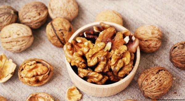 Восстановление метаболизма с помощью грецкого ореха