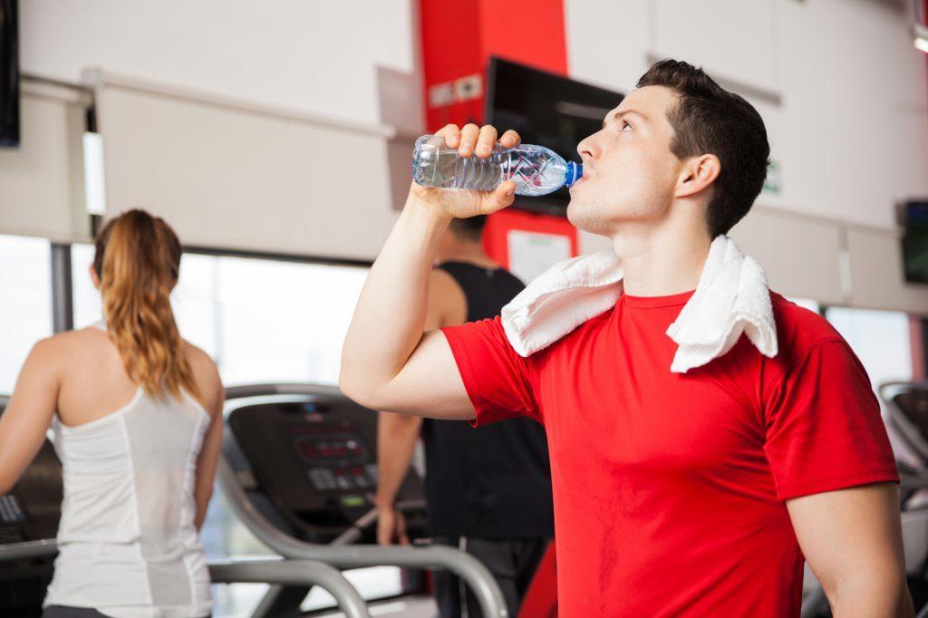 Общие сведения про воду после тренировки