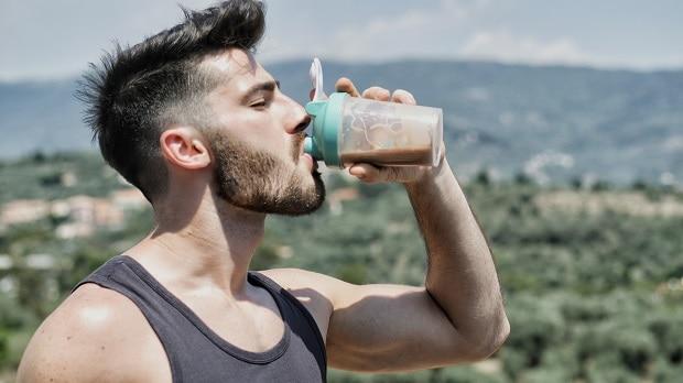Использование протеина в спорте