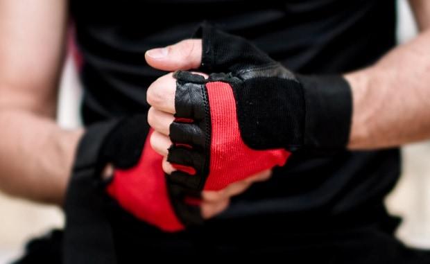 Перчатки с дополнительным весом
