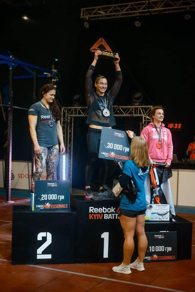 Девушки-победители Rx