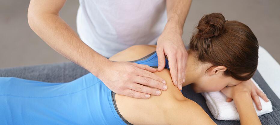 Что такое спортивный массаж