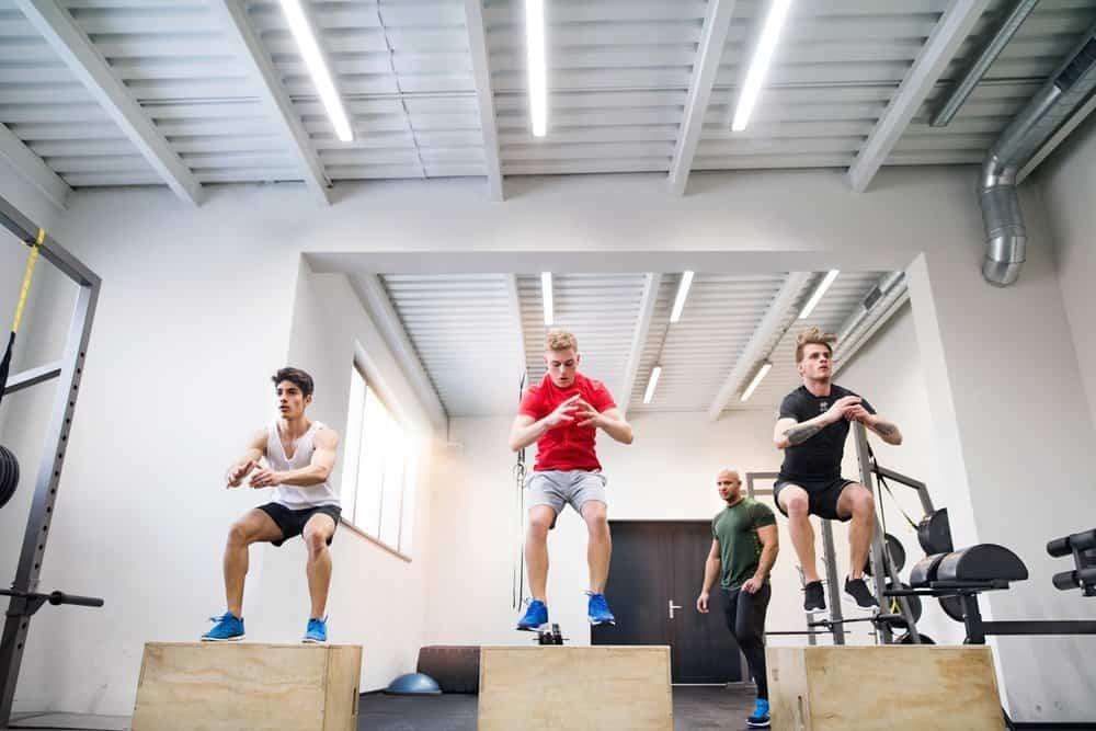 Что такое плиометрические упражнения
