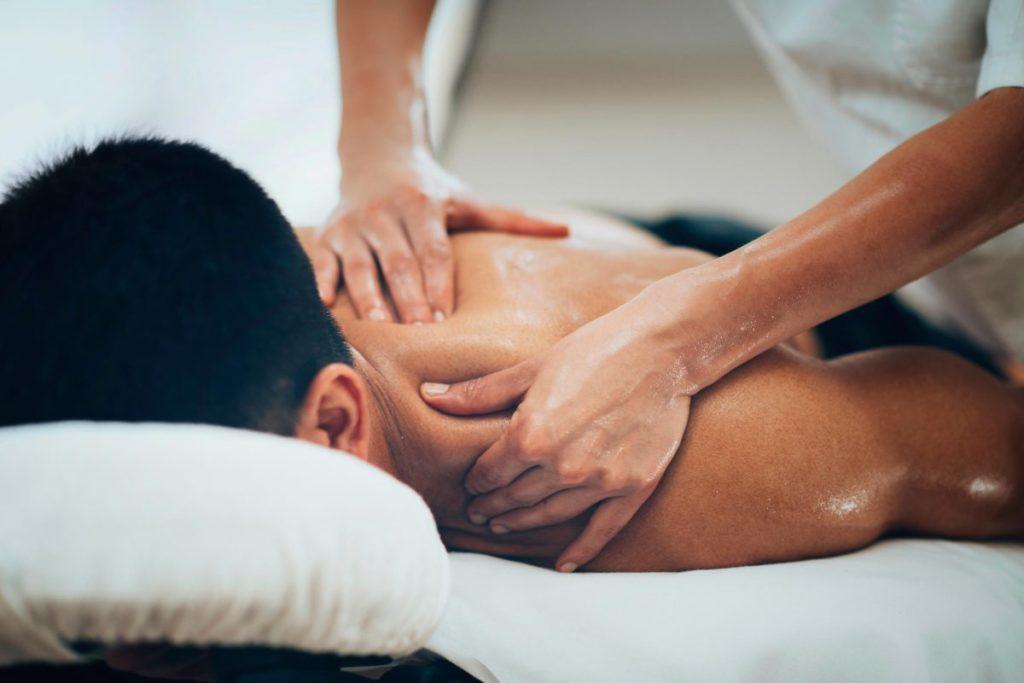 Исследования канадцев относительно пользы массажа после тренинга