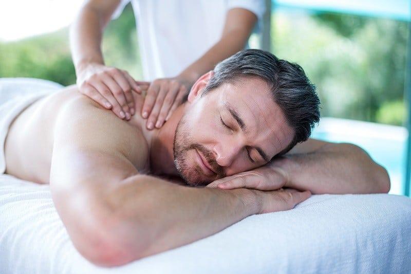 Общие сведения про спортивный массаж