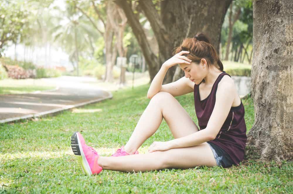 Почему после тренировки болит голова