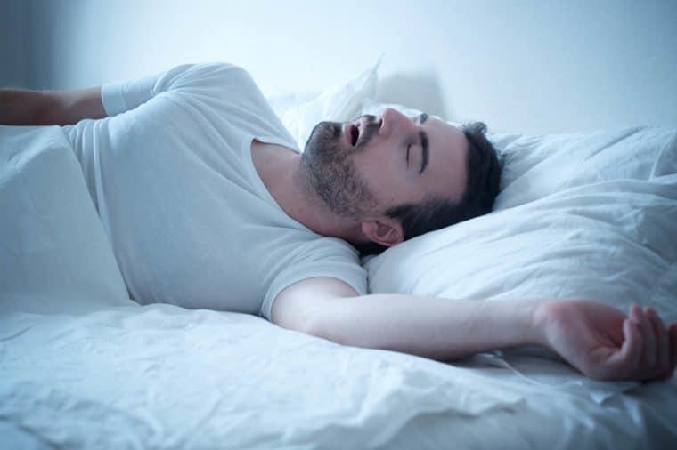 Причины плохого сна после тренировочного процесса