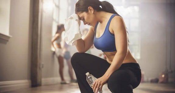 Причины тошноты после тренировочного процесса
