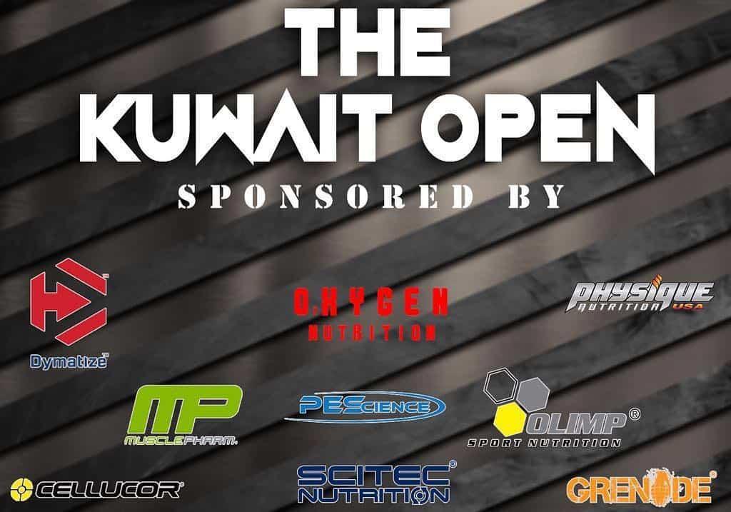 The Kuwait open