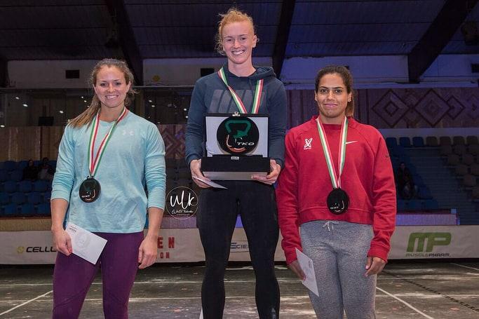 Женщины-победители турнира