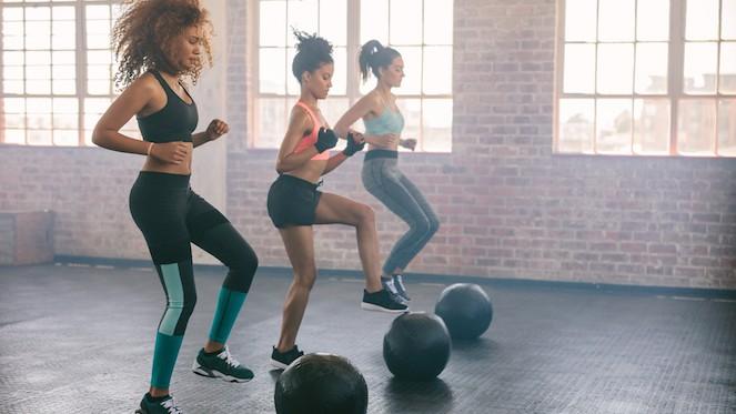 Что такое круговая тренировка