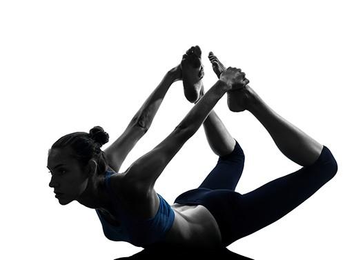 Упражнение корзинка для укрепления мышечного корсета спины