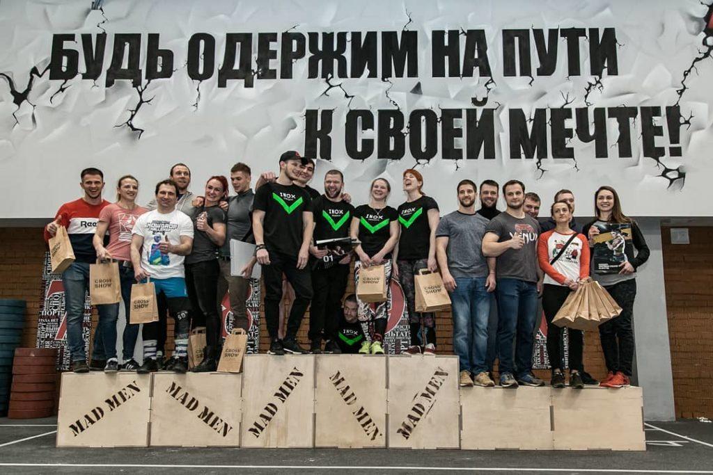 Победители турнира Битва подснежников 2018