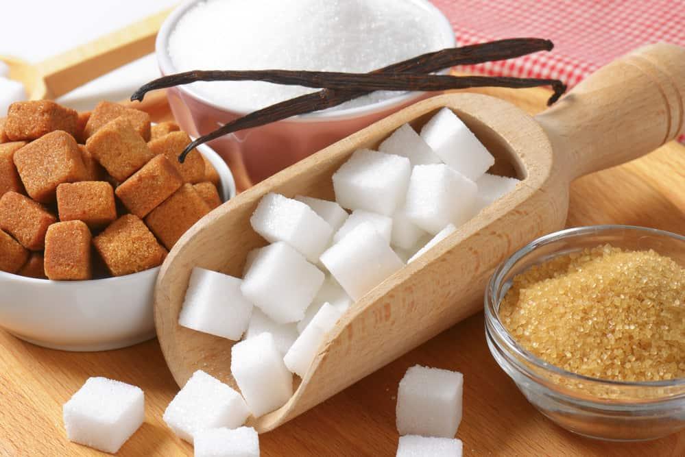 Есть ли разница в видах сахара