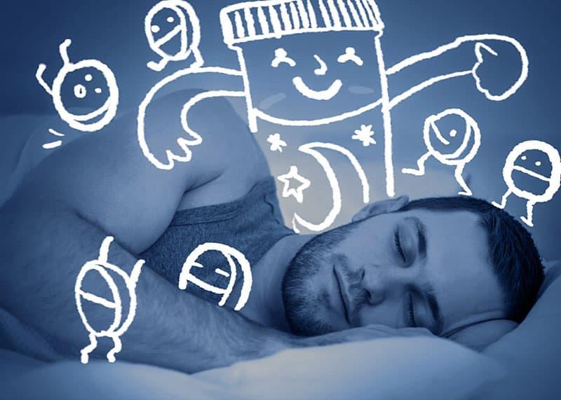 Функции гормона сна мелатонина