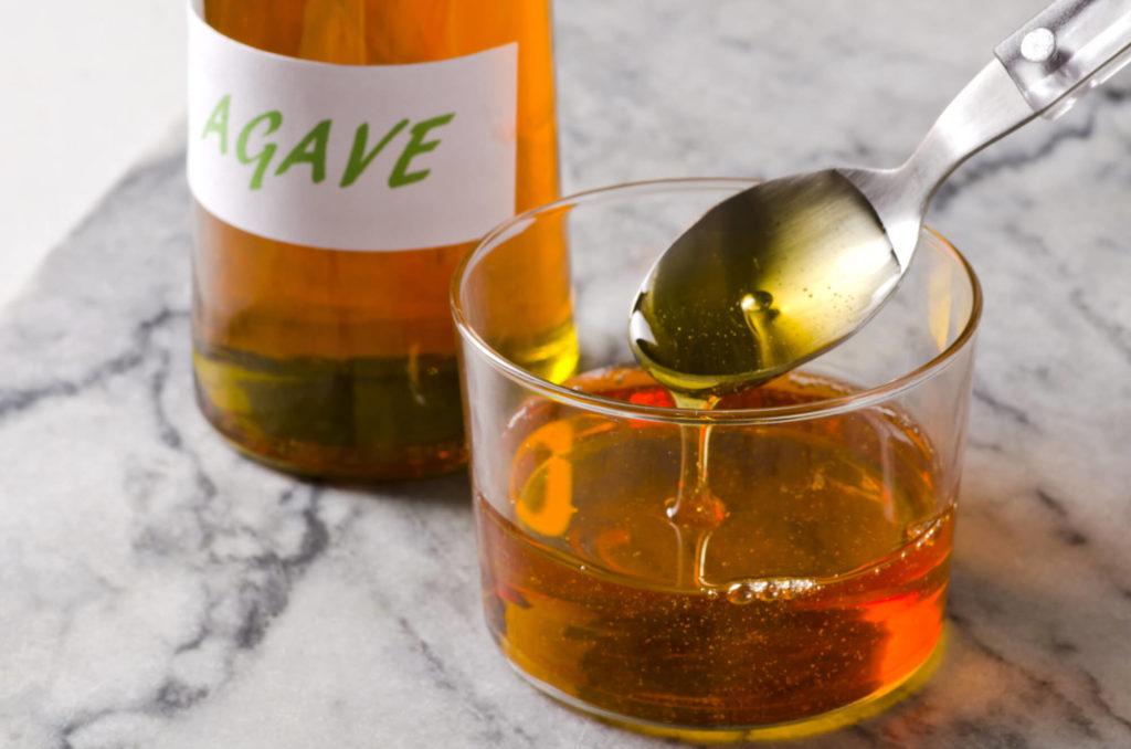Сироп агавы заменяет сахар