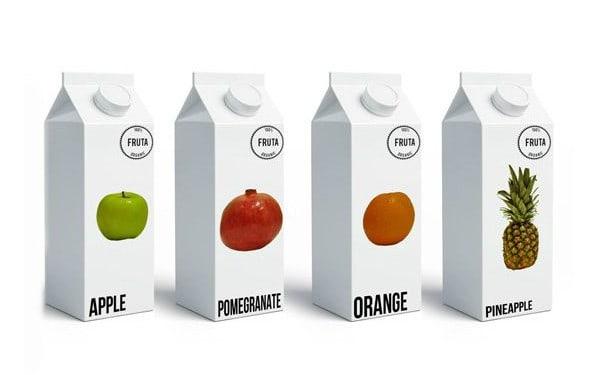 Сколько сахара содержится в пакетированных соках