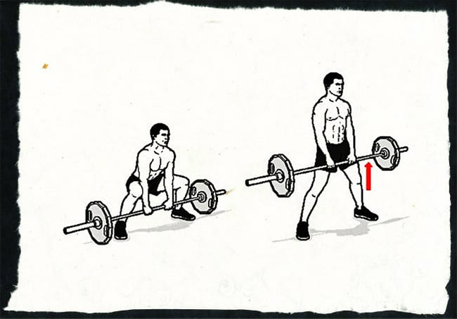 Становая тяга сумо как базовое упражнение