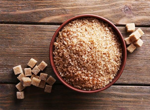 Тростниковый сахар отлично заменяет сахар