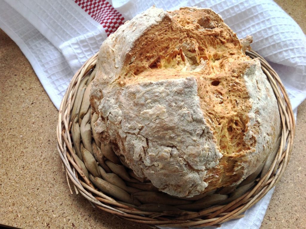 Вред и польза бездрожжевого хлеба