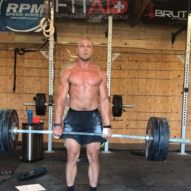Джейкоб Хеппнер выполнил все комплексы CrossFit Regionals